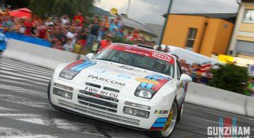Gr. B Rallyelegenden Saalfelden 2015 - Gunzinam Motorsport