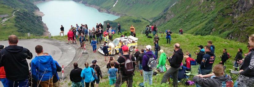 Tag 2 Gr. B Rallyelegenden Saalfelden 2016 - Gunzinam Motorsport