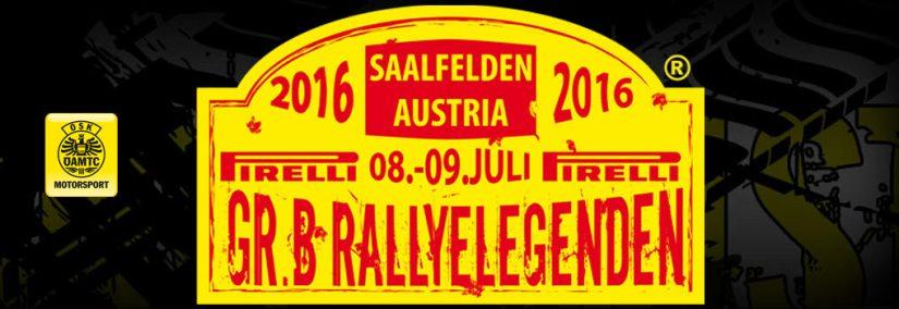 Gr. B Rallyelegenden Saalfelden 2016 - Gunzinam Motorsport