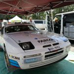 Christian Gunzinam Rallye Weiz 2017 Serviceplatz