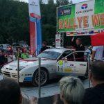 Gunzinam Motorsport bei der Rallye Weiz 2017 / Zieleinlauf